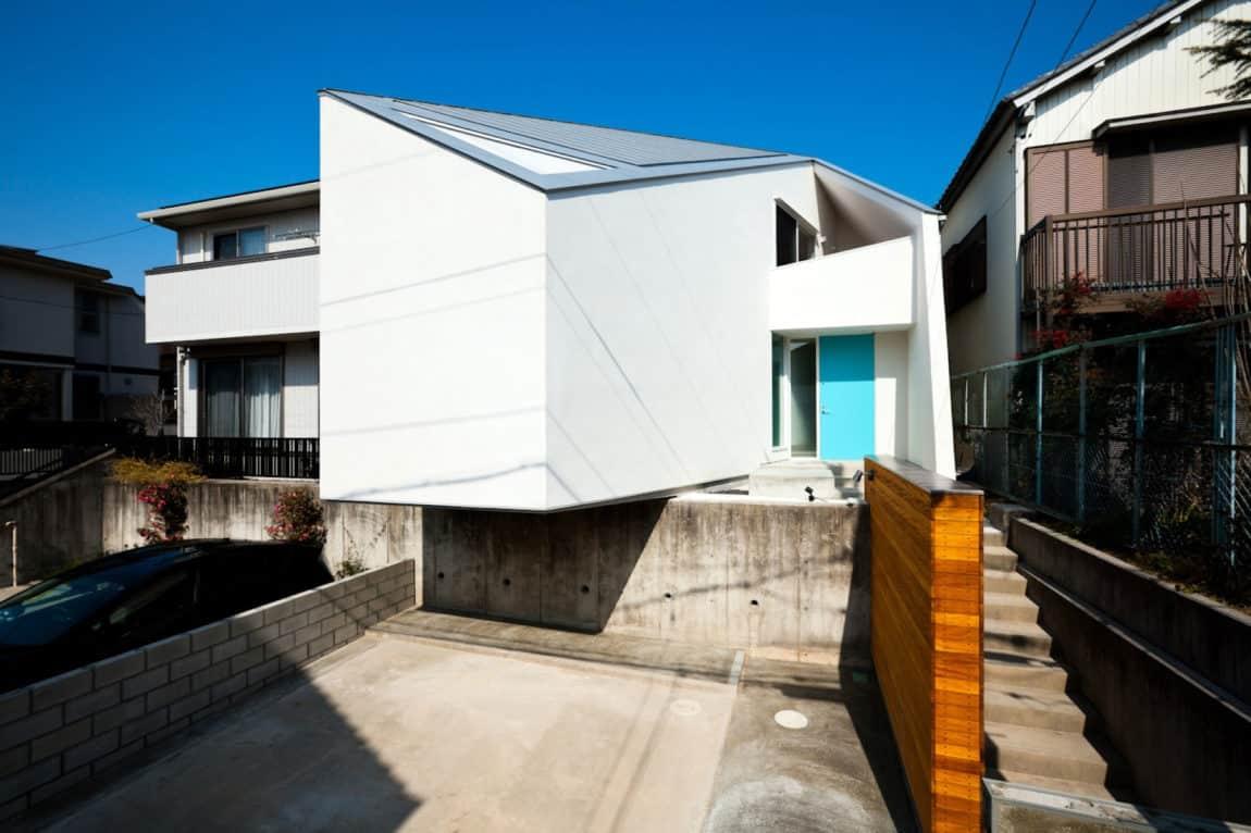 House in Nagoya by Atelier Tekuto (2)