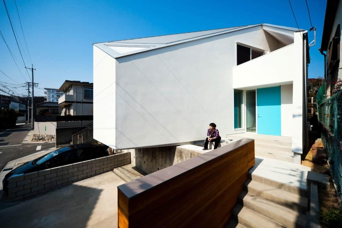 House in Nagoya by Atelier Tekuto (3)