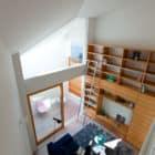 House in Nagoya by Atelier Tekuto (6)