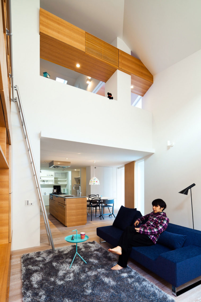 House in Nagoya by Atelier Tekuto (7)