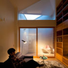 House in Nagoya by Atelier Tekuto (8)