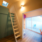 House in Nagoya by Atelier Tekuto (14)