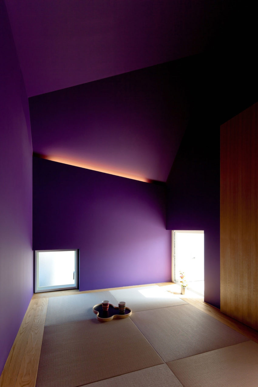 House in Nagoya by Atelier Tekuto (16)