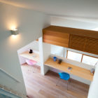 House in Nagoya by Atelier Tekuto (17)