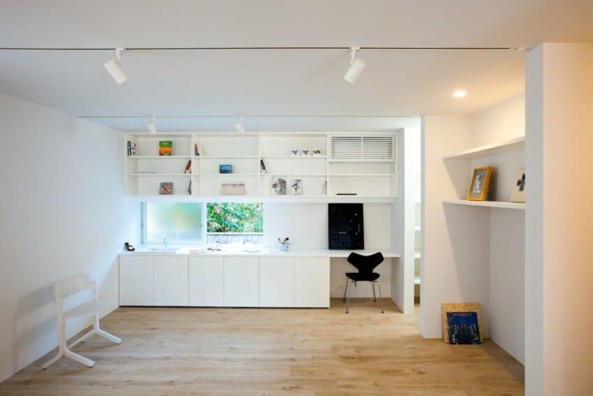 House in Nagoya by Atelier Tekuto (19)