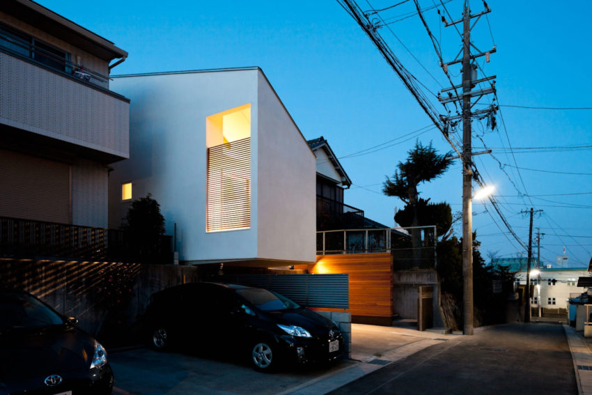 House in Nagoya by Atelier Tekuto (22)