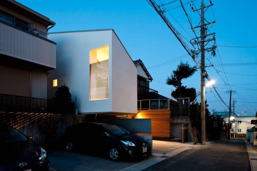 House in Nagoya by Atelier Tekuto (22)