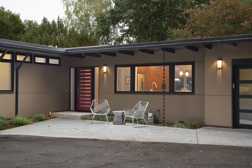 Lafayette MCM Remodel by Klopf Architecture (13)