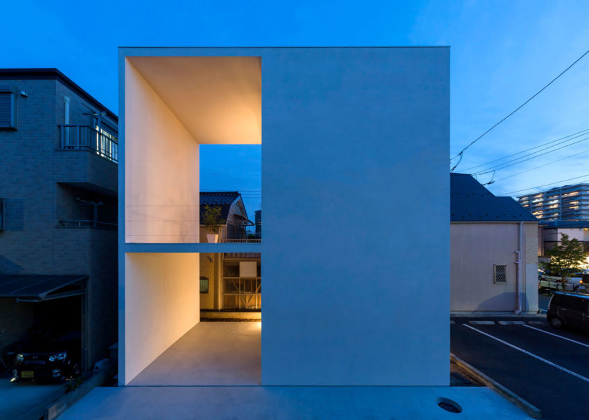 Little House with a Big Terrace by Takuro Yamamoto (19)