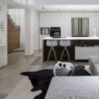Loft Apartment by BLV Design/Architecture (2)