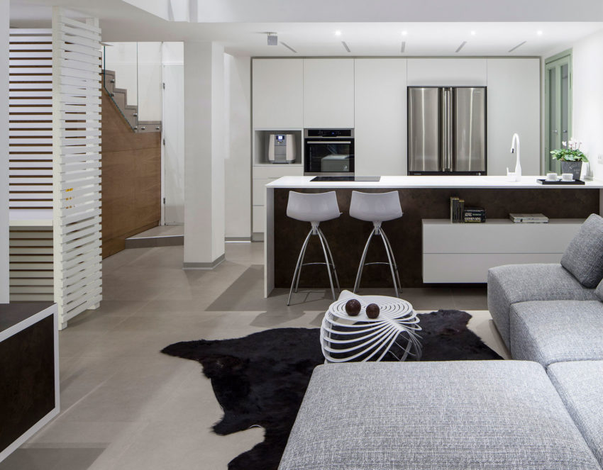 Loft Apartment by BLV Design/Architecture (2)