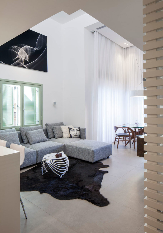 Loft Apartment by BLV Design/Architecture (4)