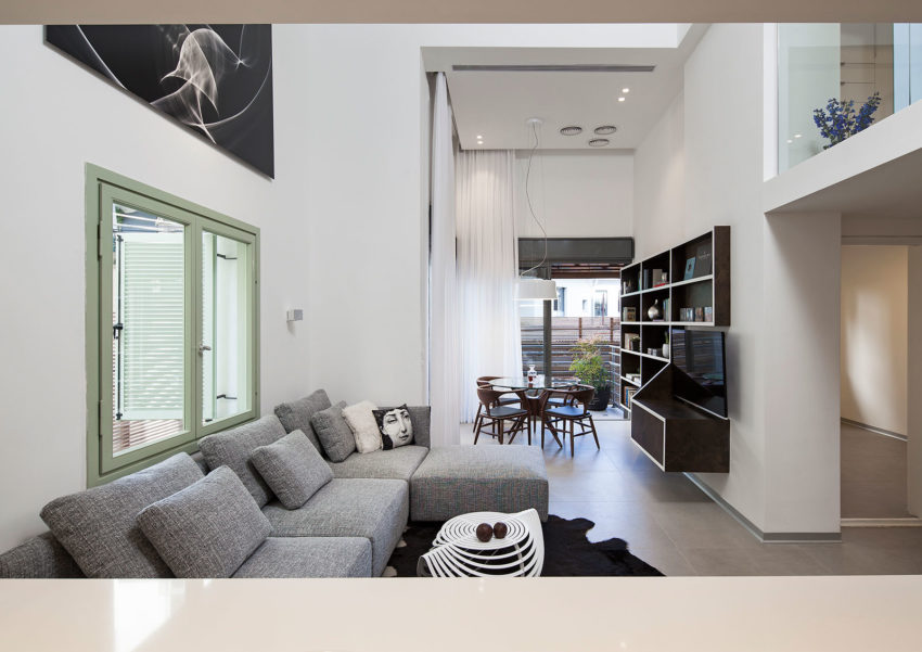 Loft Apartment by BLV Design/Architecture (5)