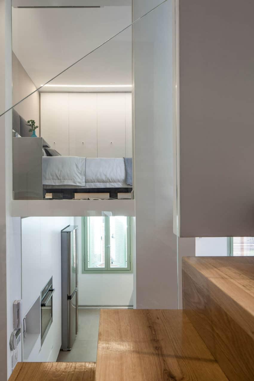 Loft Apartment by BLV Design/Architecture (11)