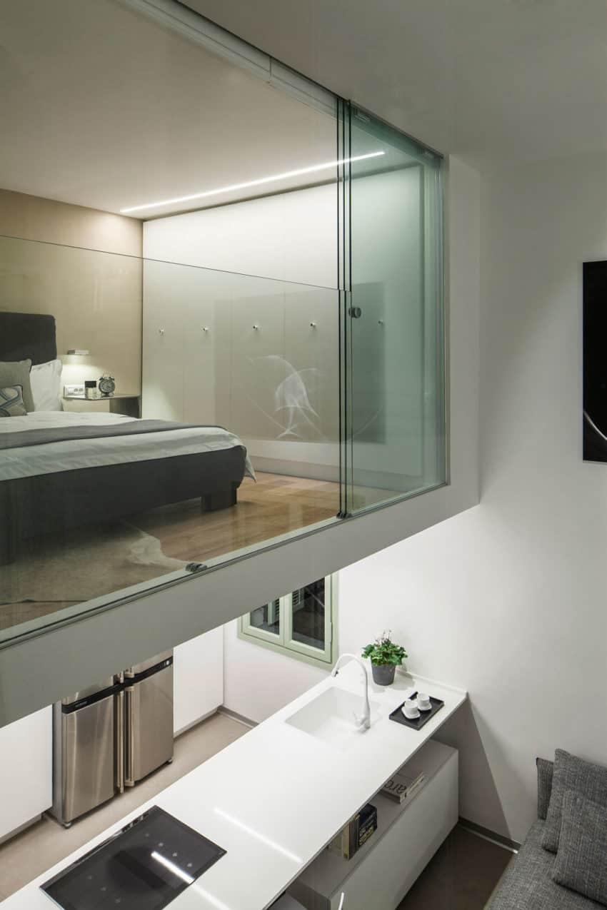 Loft Apartment by BLV Design/Architecture (12)