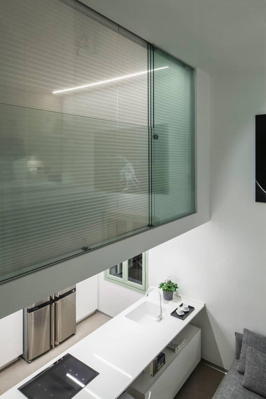 Loft Apartment by BLV Design/Architecture (13)