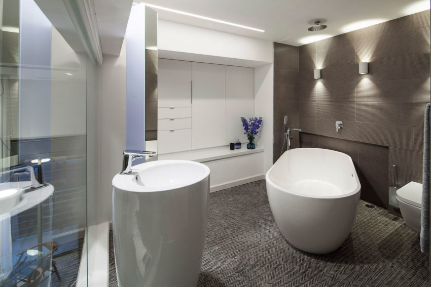 Loft Apartment by BLV Design/Architecture (15)