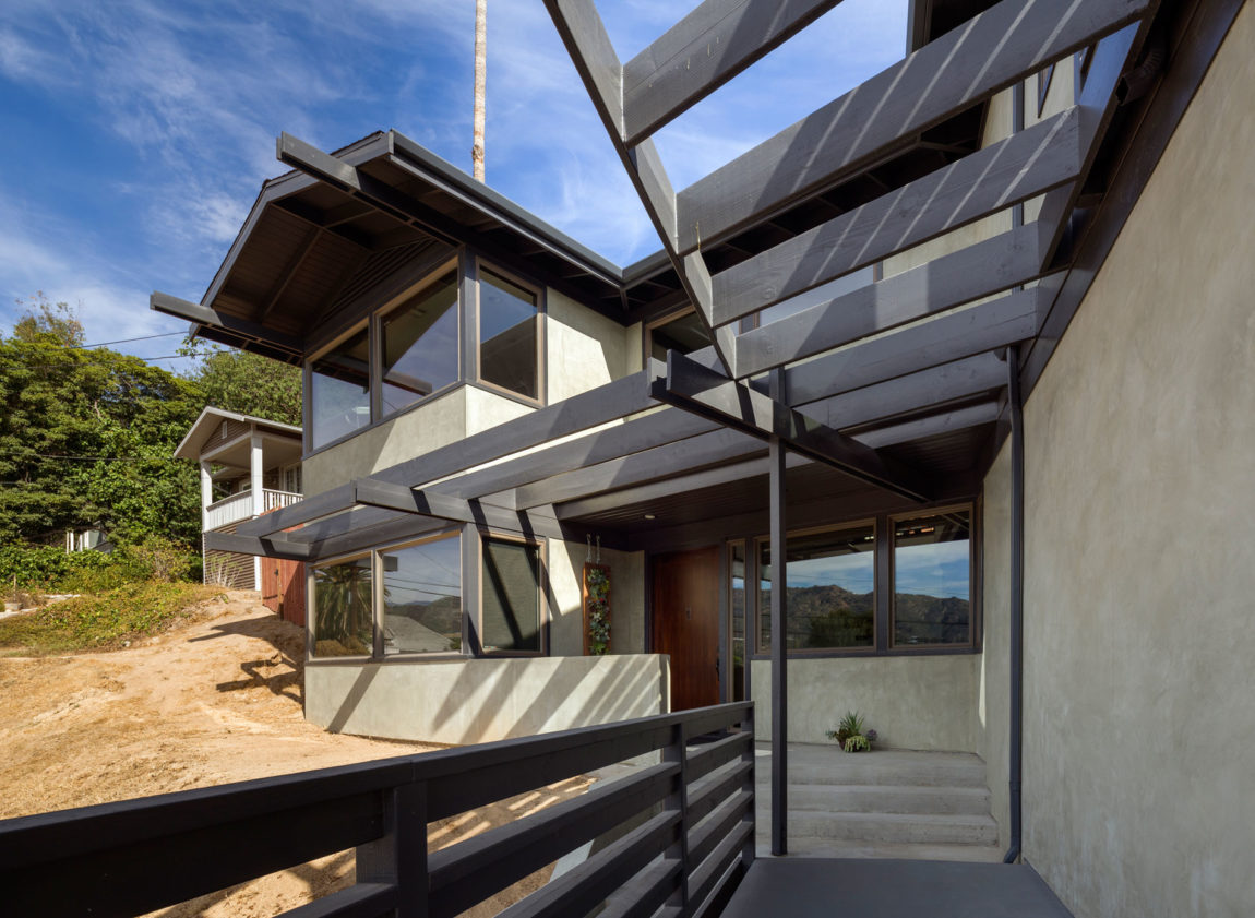Lopez House by Martin Fenlon Architecture (4)