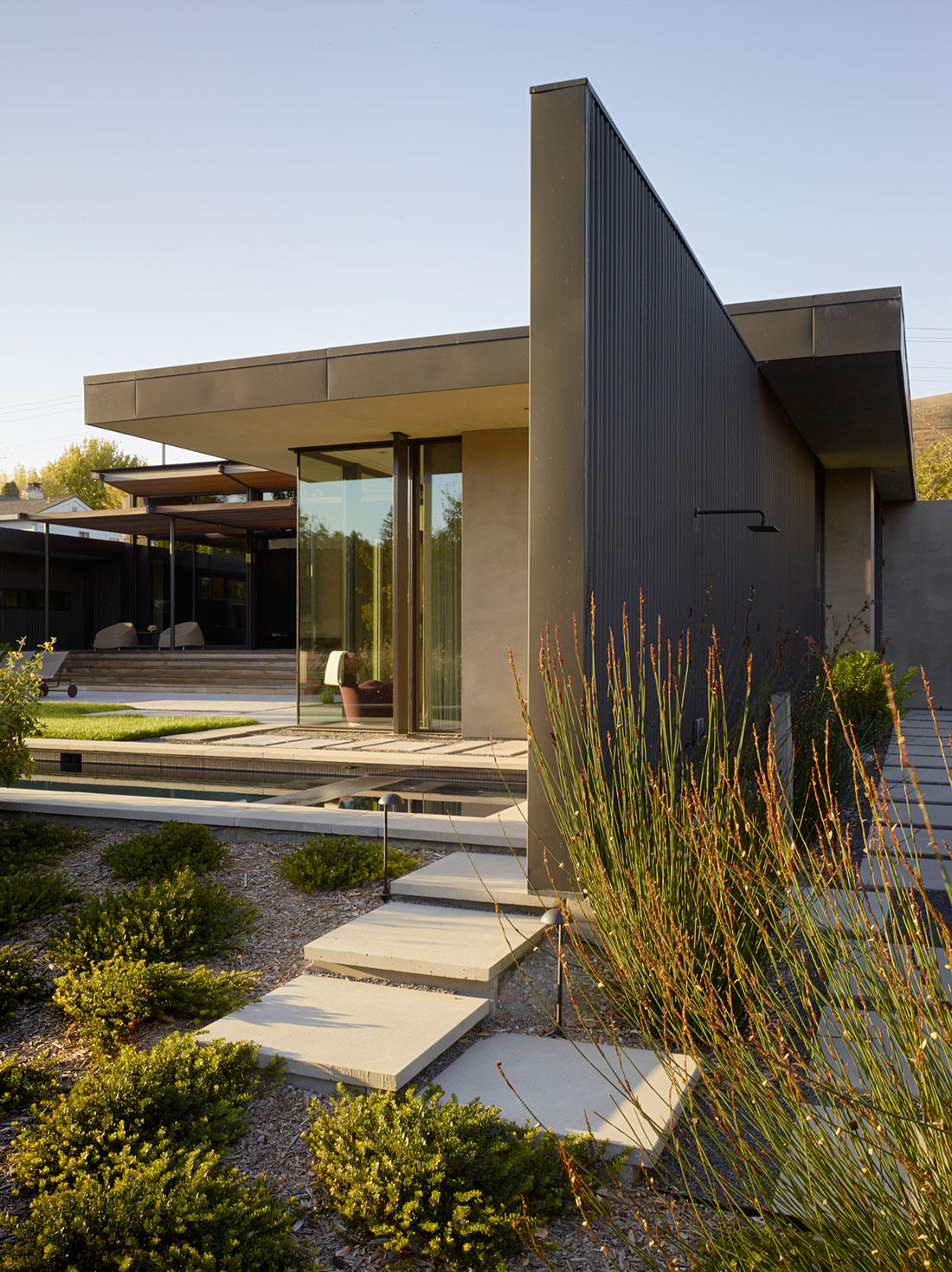 Mill Valley Courtyard Residence by Aidlin Darling Design (1)