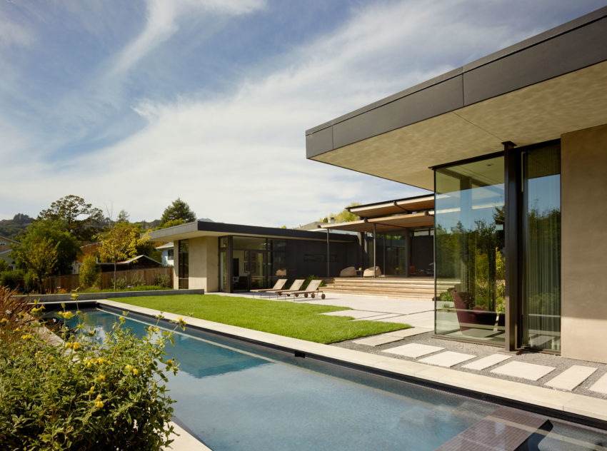 Mill Valley Courtyard Residence by Aidlin Darling Design (2)