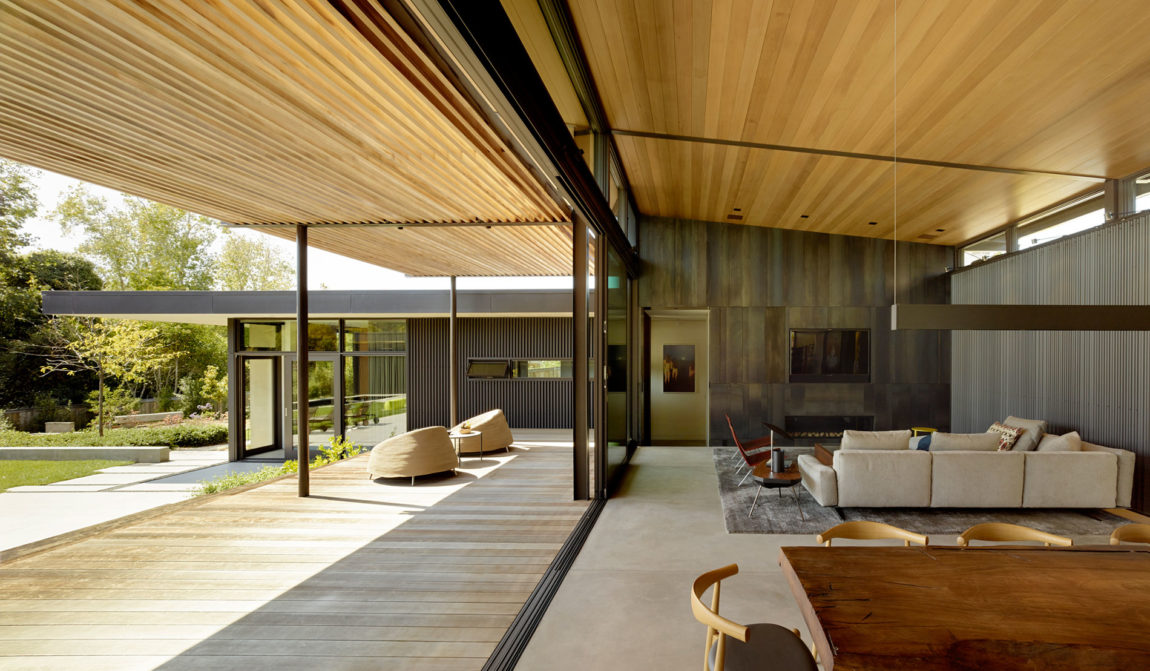 Mill Valley Courtyard Residence by Aidlin Darling Design (5)