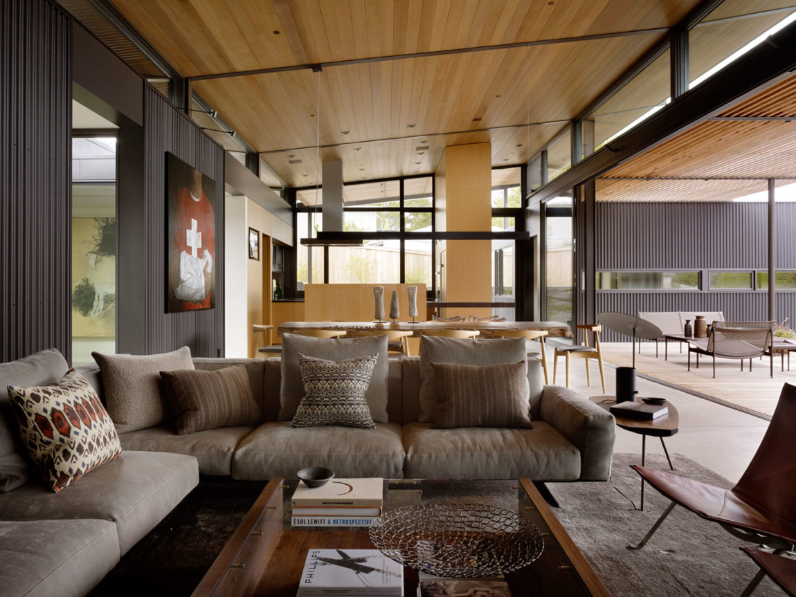 Mill Valley Courtyard Residence by Aidlin Darling Design (7)