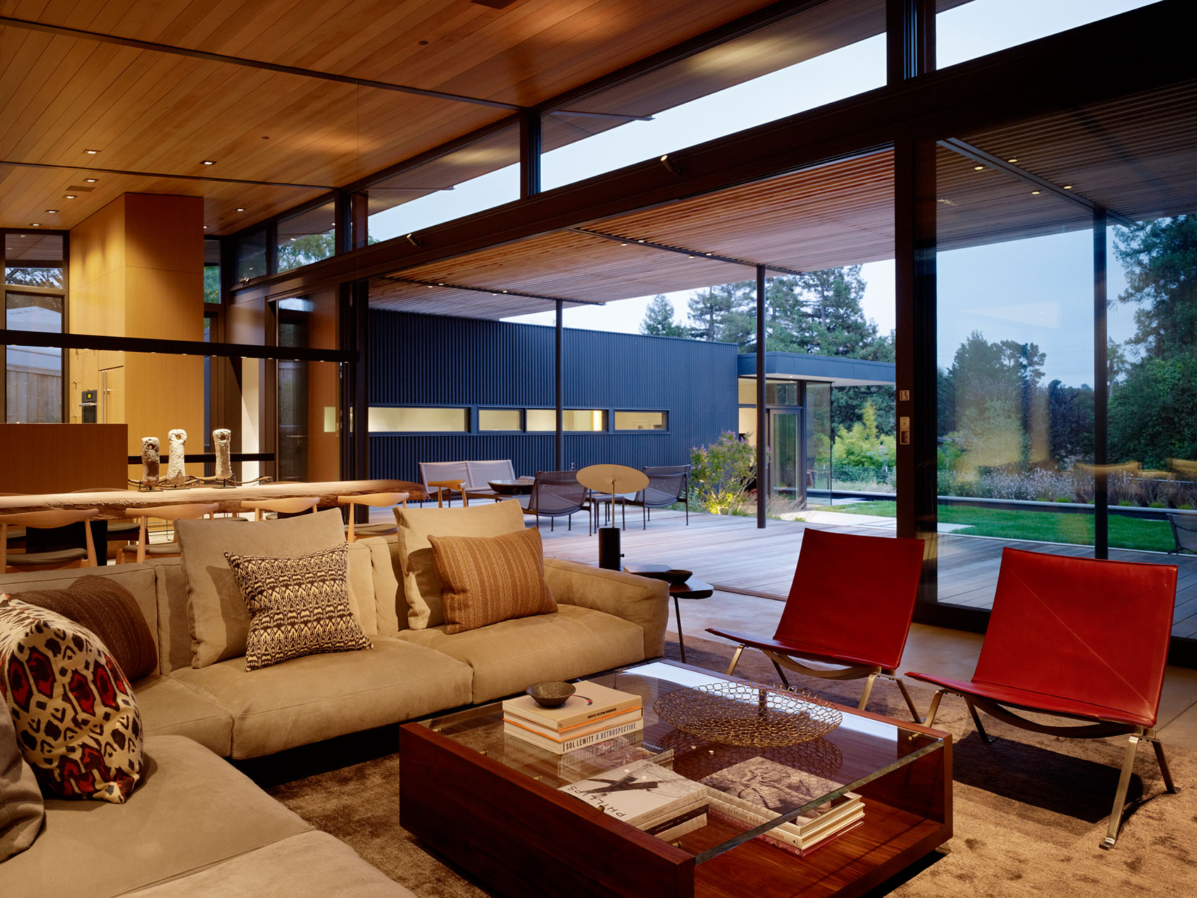 Mill Valley Courtyard Residence by Aidlin Darling Design (13)
