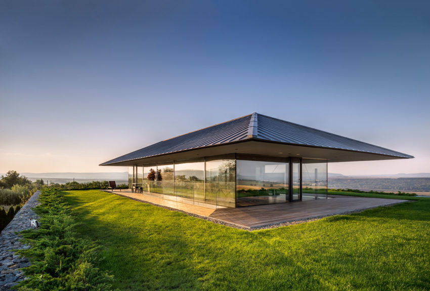 Observation House by I/O Architects (8)