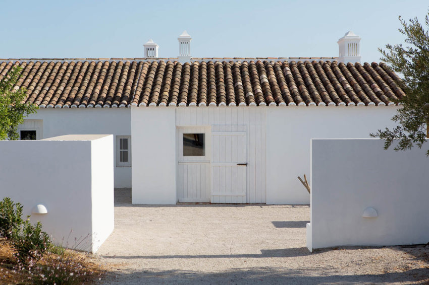 A Charming Private Residence in Tavira, Portugal