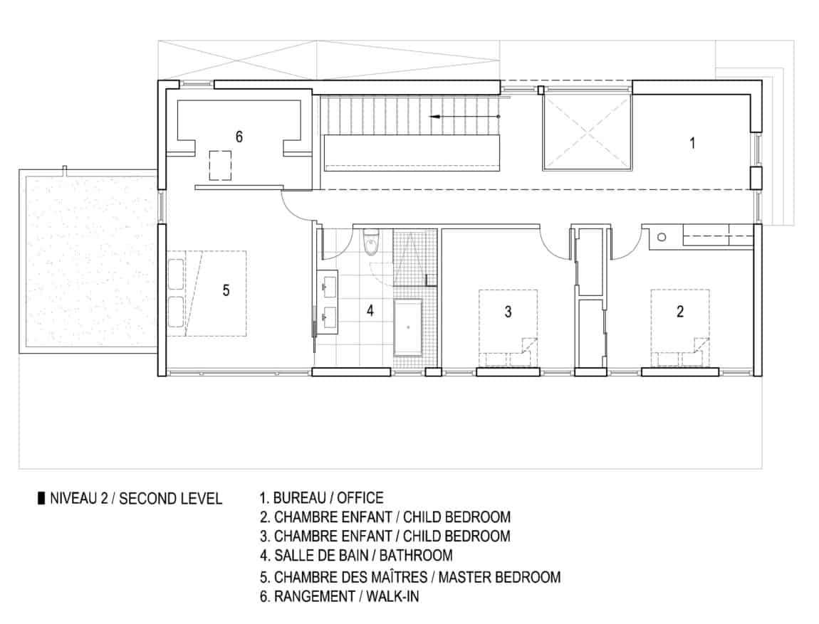 Résidence KL by Lechasseur architectes (15)