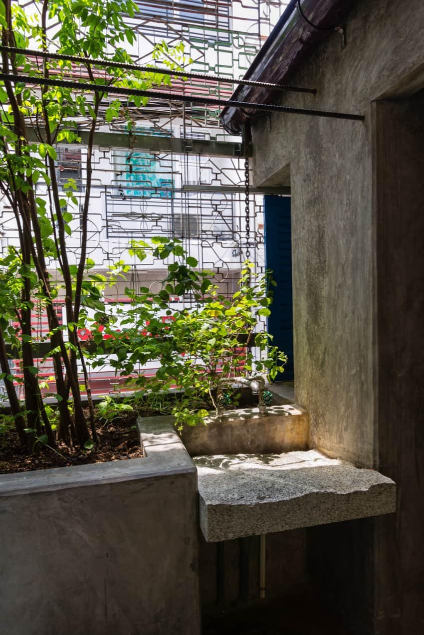 SaiGon House by a21studĩo (4)