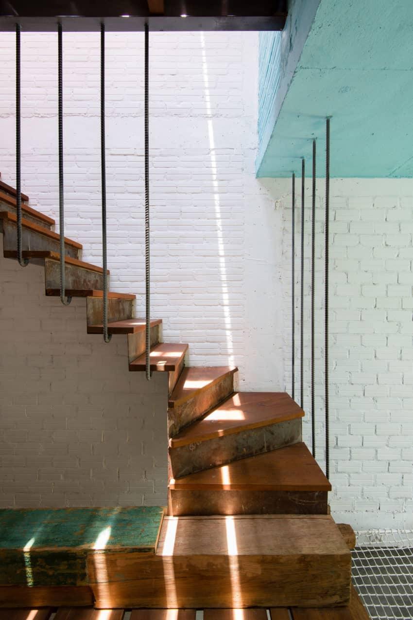 SaiGon House by a21studĩo (6)