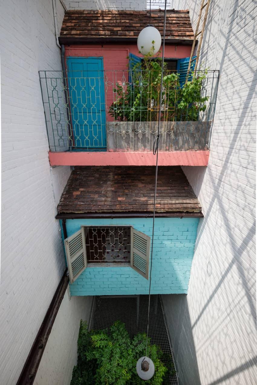 SaiGon House by a21studĩo (16)