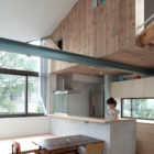 Small House with Floating Treehouse by Yuki Miyamoto A (11)