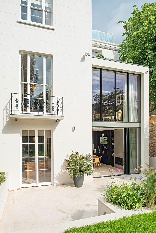 St John's Wood Villa by SHH Architects (2)