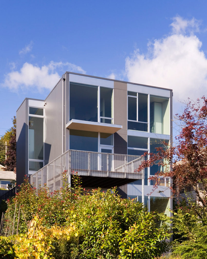 Stair House by David Coleman Architecture (1)