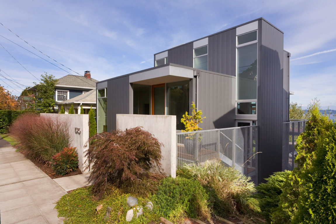 Stair House by David Coleman Architecture (3)