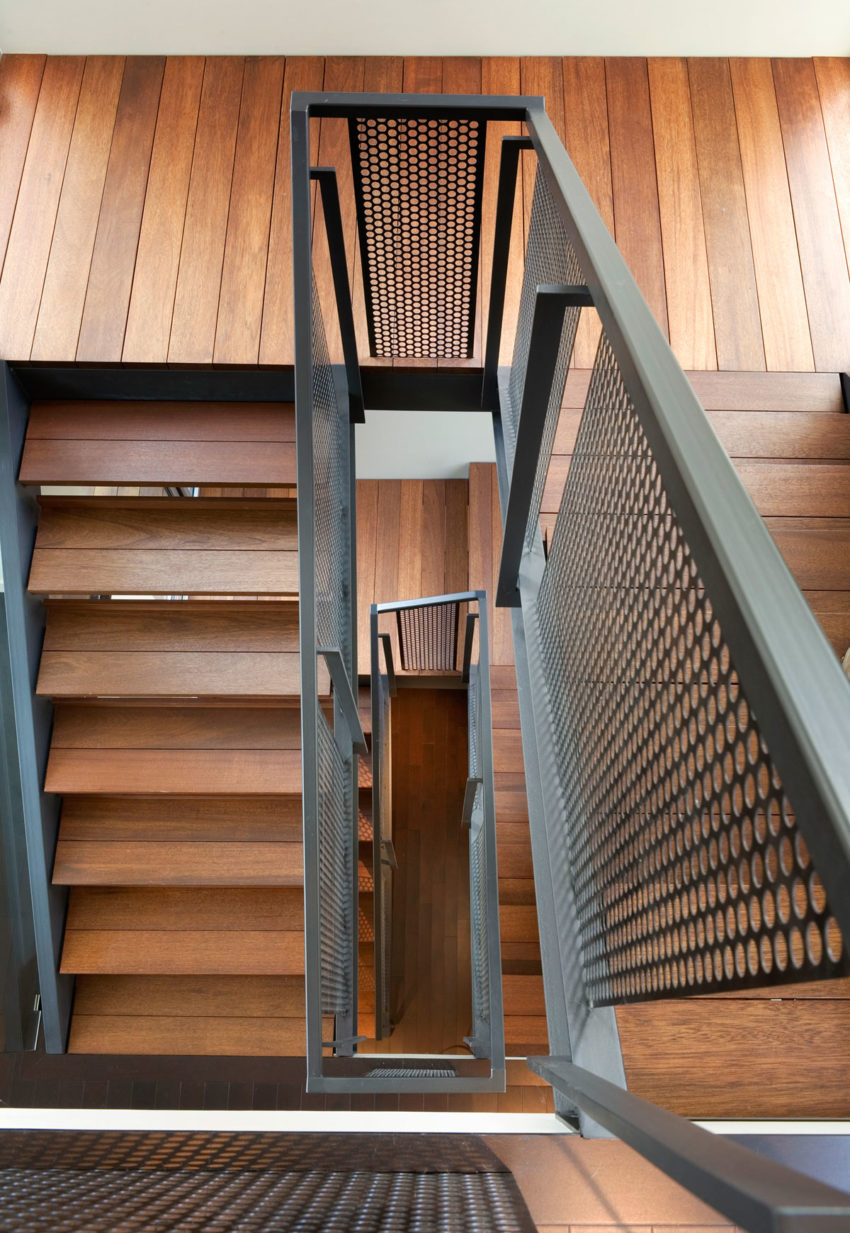 Stair House by David Coleman Architecture (17)