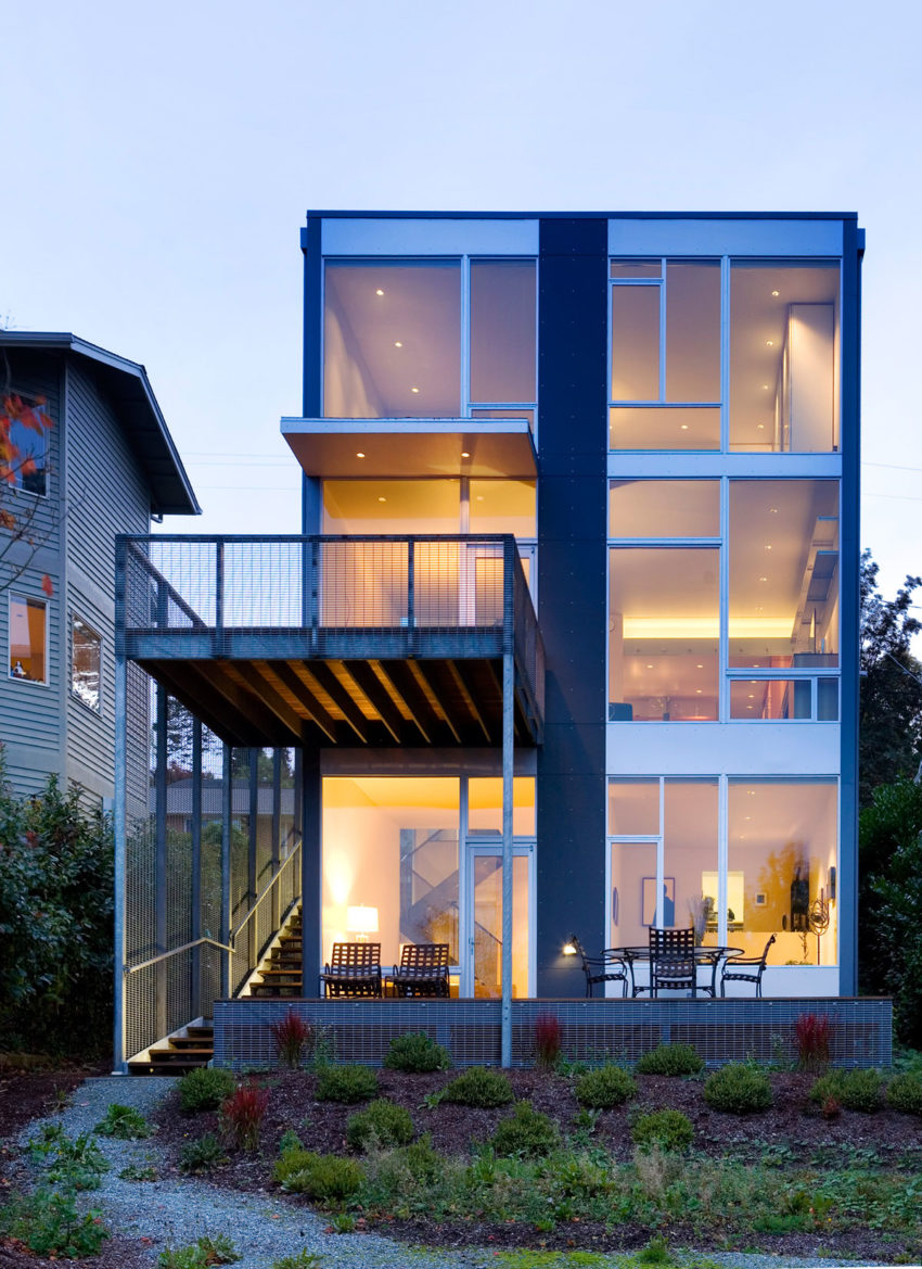 Stair House by David Coleman Architecture (22)
