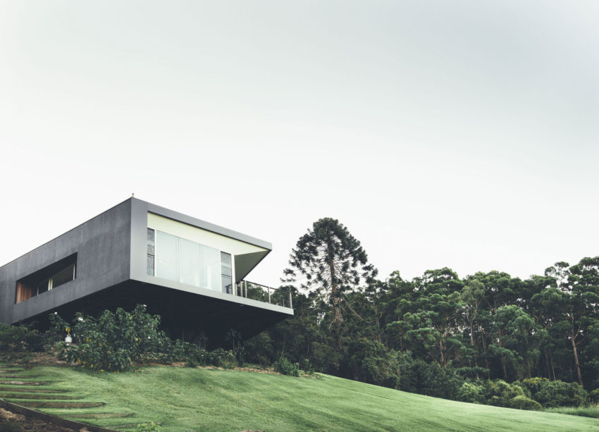 Stealth House by Teeland Architects (2)