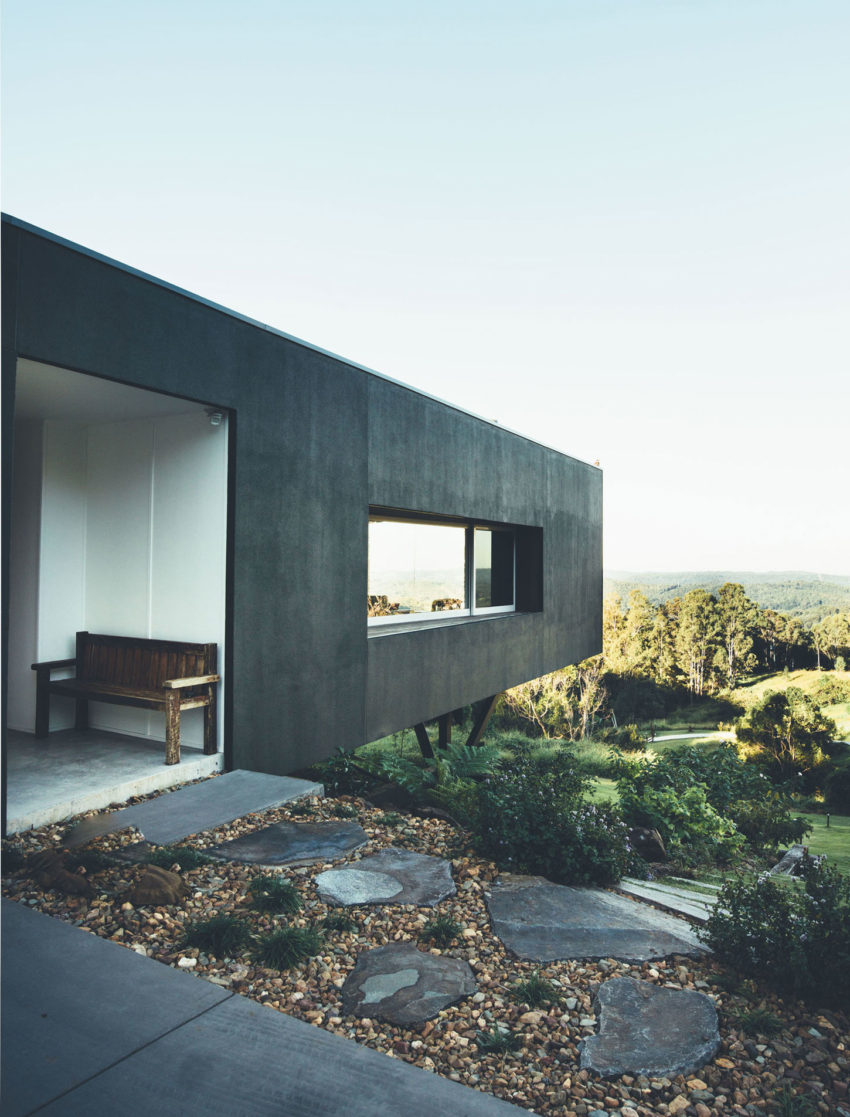 Stealth House by Teeland Architects (4)