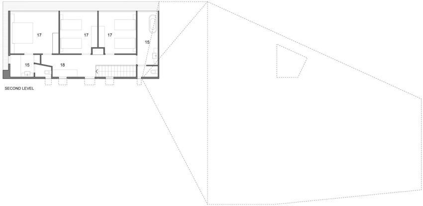 Stealth House by Teeland Architects (16)