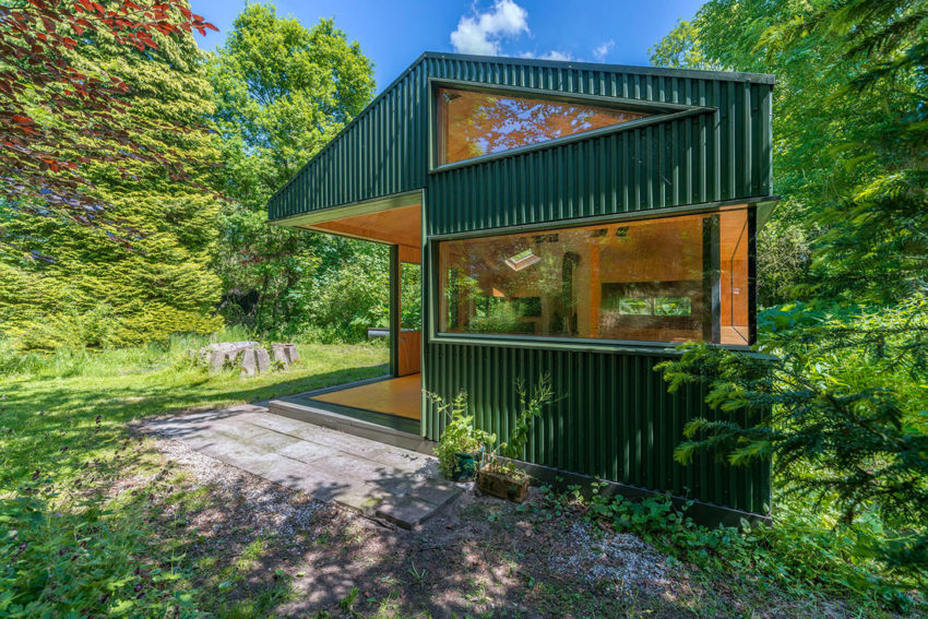 Thoreau's Cabin by cc-studio (6)