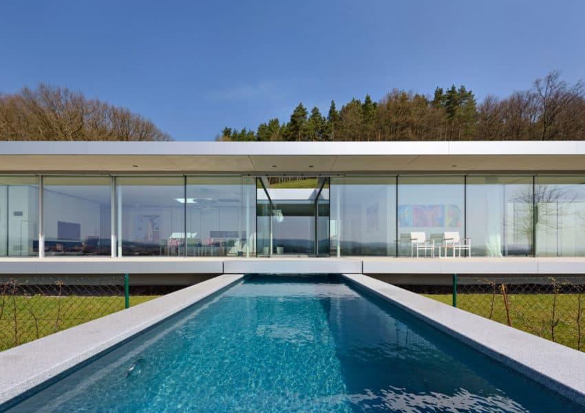 Villa K by Paul de Ruiter Architects (3)