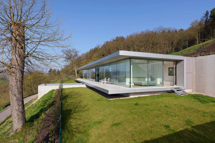 Villa K by Paul de Ruiter Architects (4)