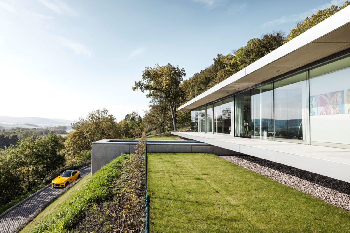 Villa K by Paul de Ruiter Architects (5)