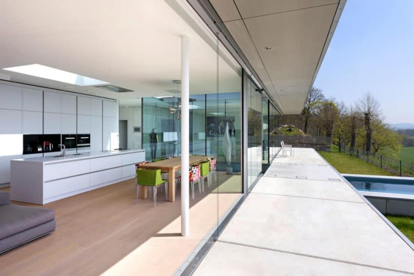 Villa K by Paul de Ruiter Architects (8)