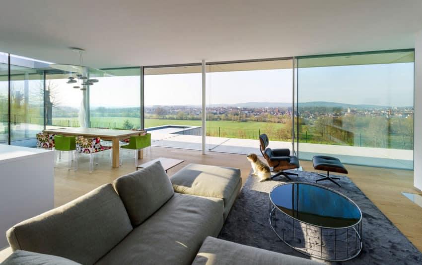 Villa K by Paul de Ruiter Architects (11)