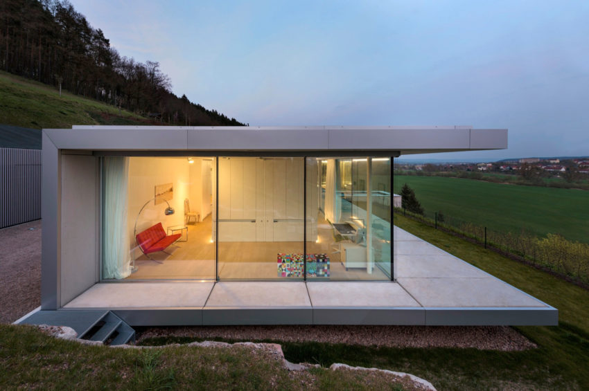 Villa K by Paul de Ruiter Architects (12)