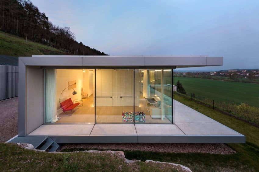 Villa K by Paul de Ruiter Architects (12)